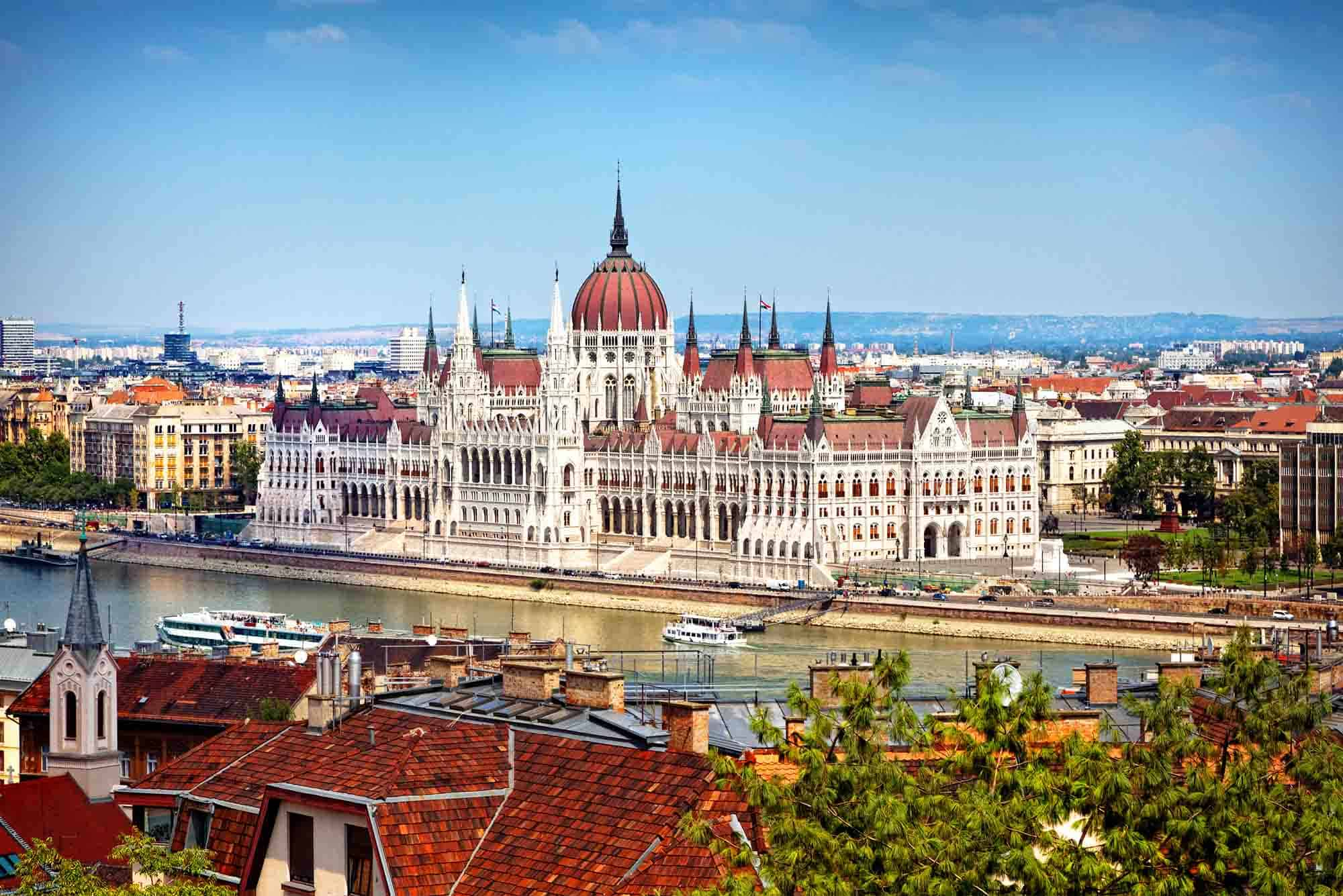 Hungarian Parliament Building - Partenza Travel creates luxury travel packages to Hungary