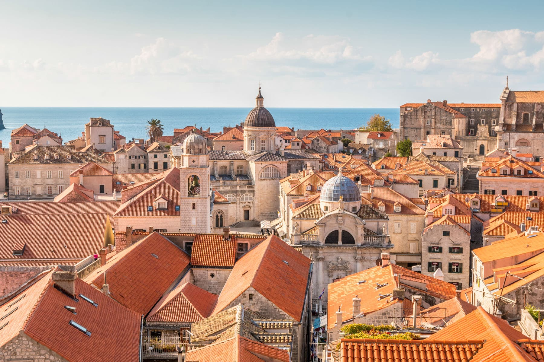 DUBROVNIK - Partenza Travel creates luxury vacations to Croatia