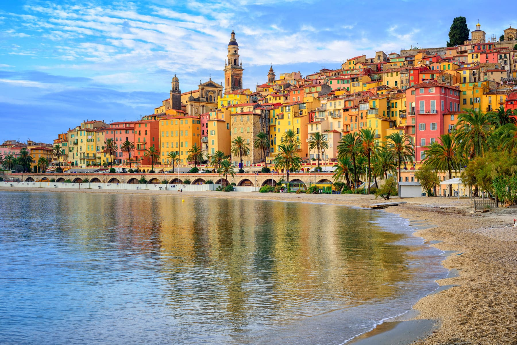 MENTON, FRENCH RIVIERA - Partenza Travel is a luxury travel agency that creates trips to France
