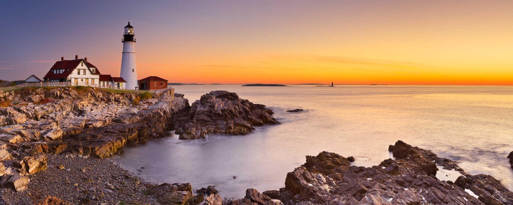 PORTLAND, MAINE - Partenza Travel creates luxury travel packages to New England
